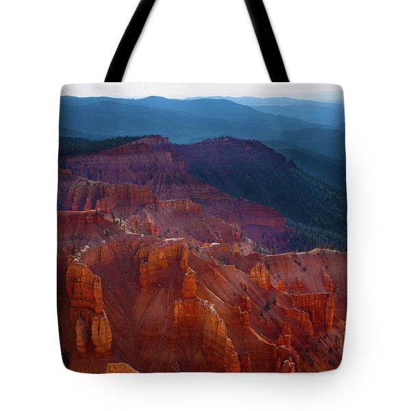 Cedar Breaks Brilliance Tote Bag