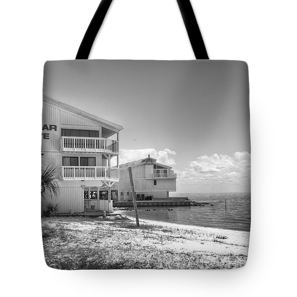 Tote Bag featuring the photograph Cedar Cove by Howard Salmon