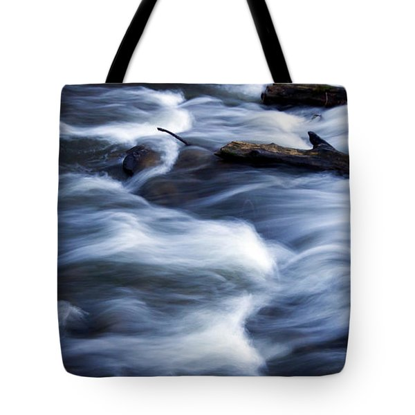 Cedar Creek Rapids Tote Bag