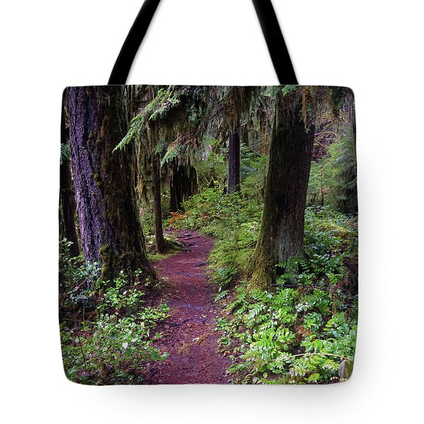 Cedar Creek Trail #3 Tote Bag