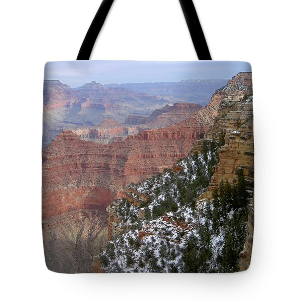 Cedar Ridge Grand Canyon Tote Bag