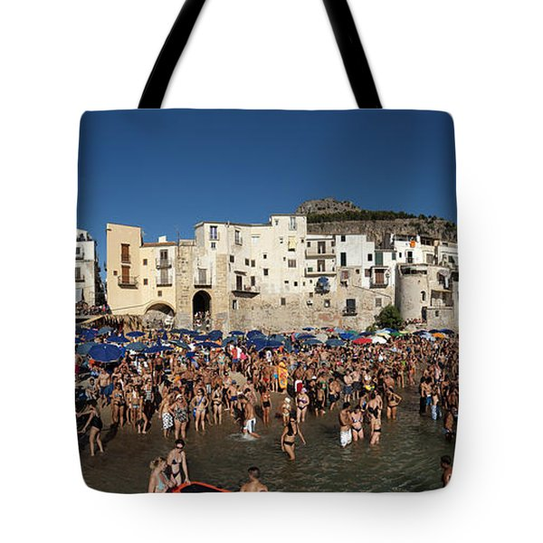 Cefalu Tote Bag by Robert Lacy