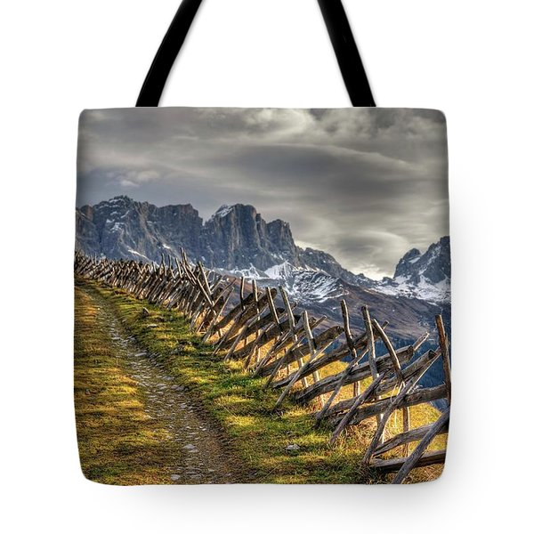 Tote Bag featuring the photograph Celebrate The Sunrise by Peter Thoeny