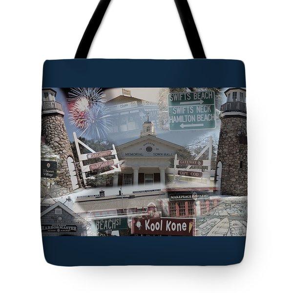 Celebrate Wareham Tote Bag