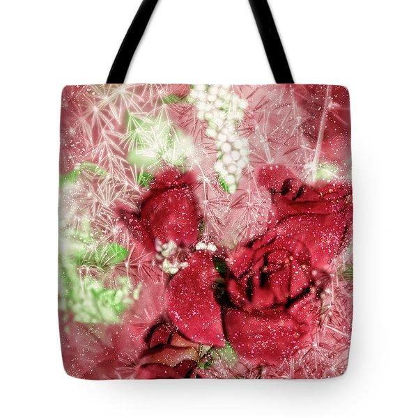 Celebrate Winter Tote Bag