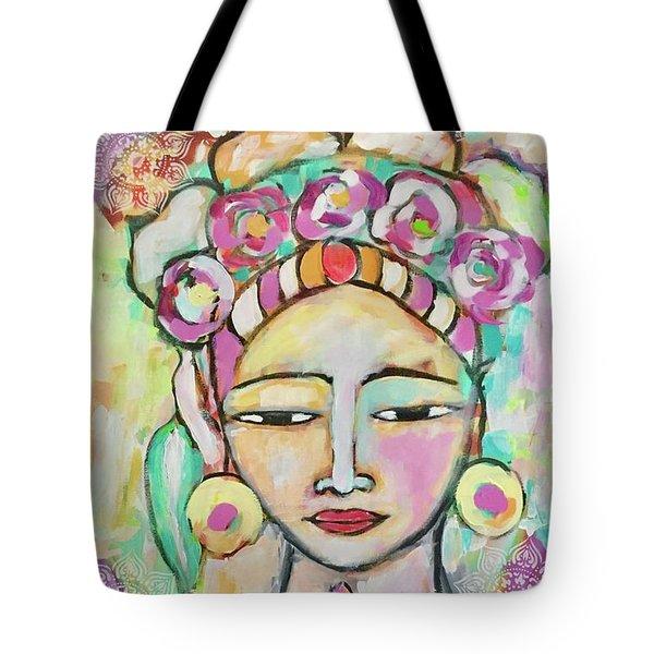 Celebrating Frida  Tote Bag