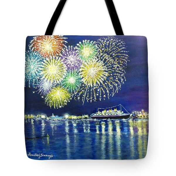 Celebrating In The Lbc Tote Bag