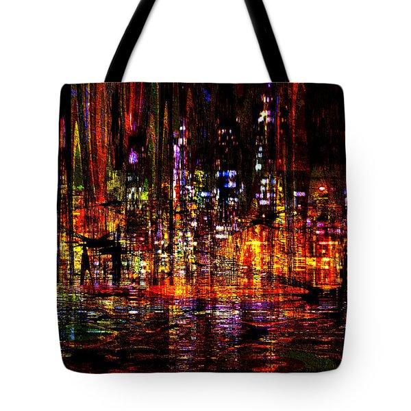 Celebration In The City Tote Bag