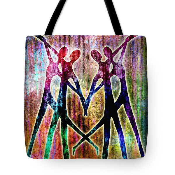 Celebration Tote Bag by Jaison Cianelli