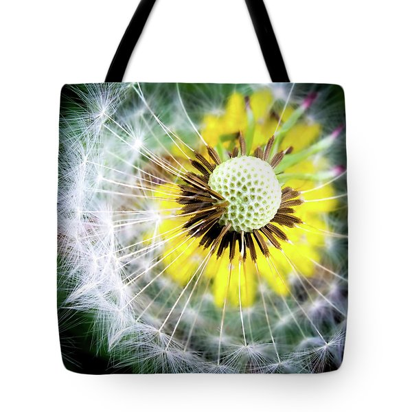 Celebration Of Nature Tote Bag by Karen Wiles