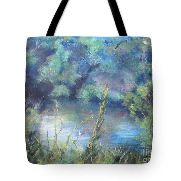 Celebration Of Solitude Tote Bag