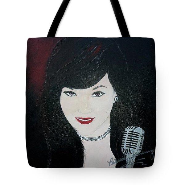 Celeste Barbier Tote Bag