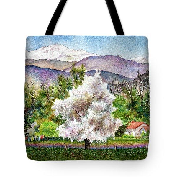 Celeste's Farm Tote Bag