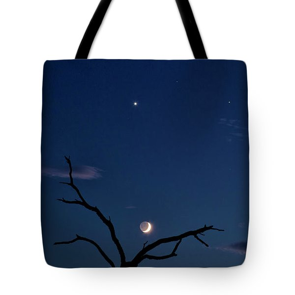 Celestial Alignment Tote Bag