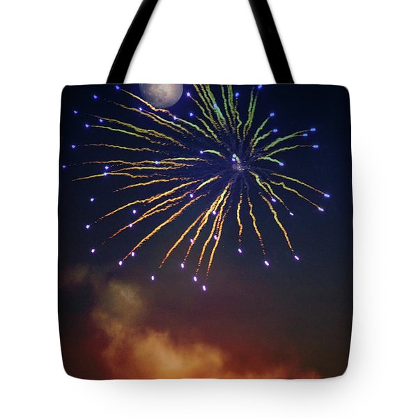Celestial Celebration  Tote Bag