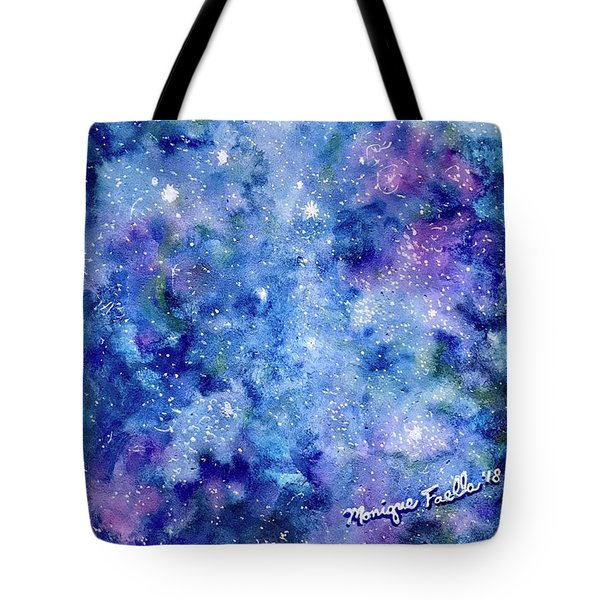 Celestial Dreams Tote Bag