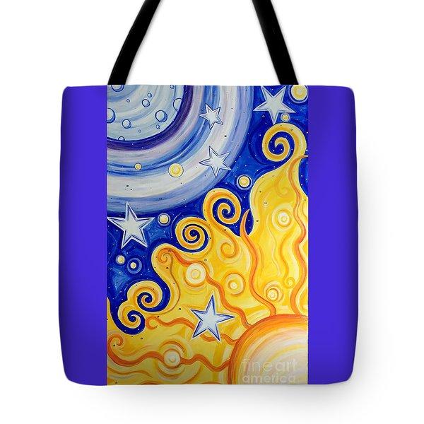 Celestial  Tote Bag