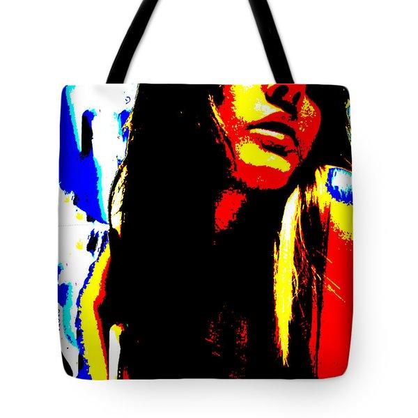 Celestial Engergy Tote Bag by Jimi Bush