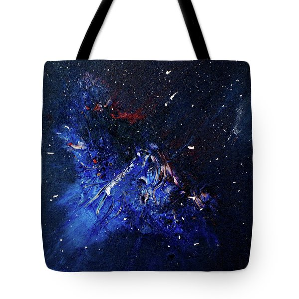 Celestial Harmony Tote Bag