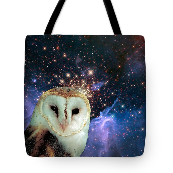 Celestial Nights Tote Bag