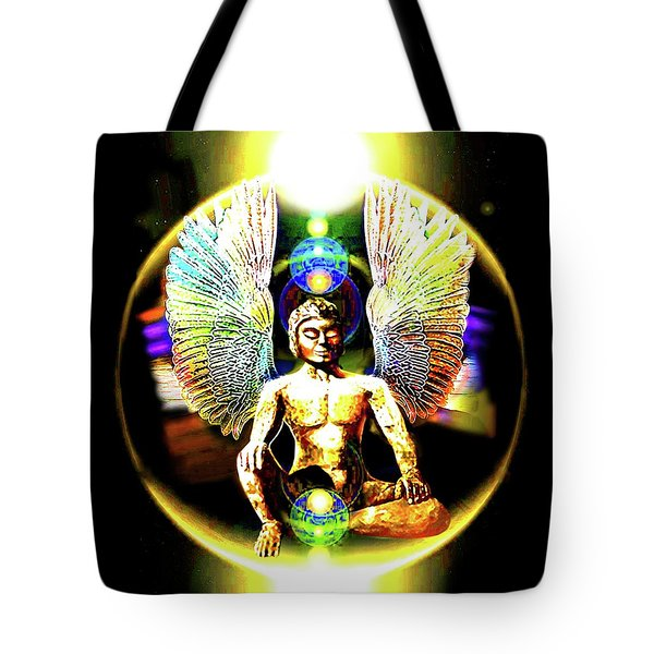 Celestial  Realms . . .  Tote Bag