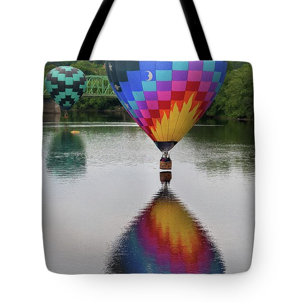 Celestial Reflections Tote Bag
