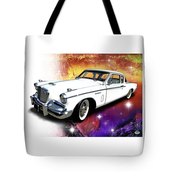 Celestial Studebaker Tote Bag