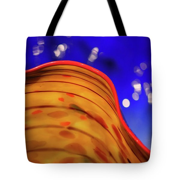 Celestial Wave Tote Bag