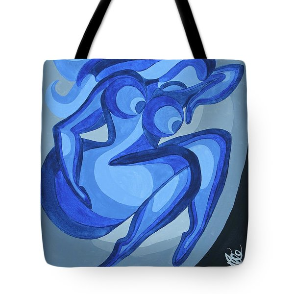 Celibacy Blues Tote Bag