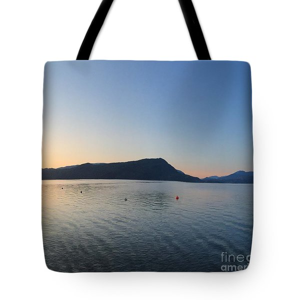 Celista Sunrise 2 Tote Bag by Victor K
