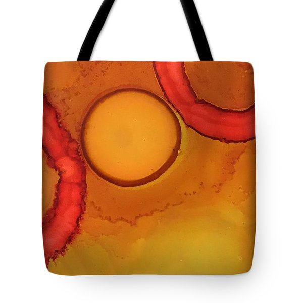Cell# 2 Tote Bag