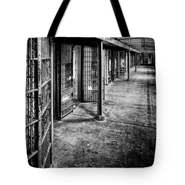 Cellblock No. 9 Tote Bag