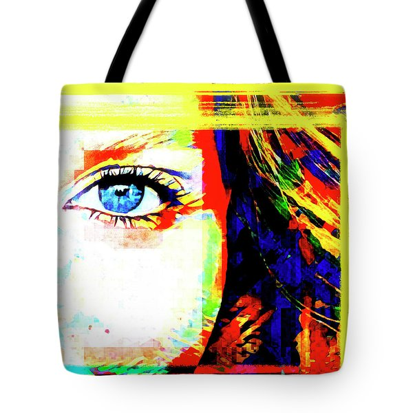 Tote Bag featuring the photograph Cellmate 0483 by Carol Leigh