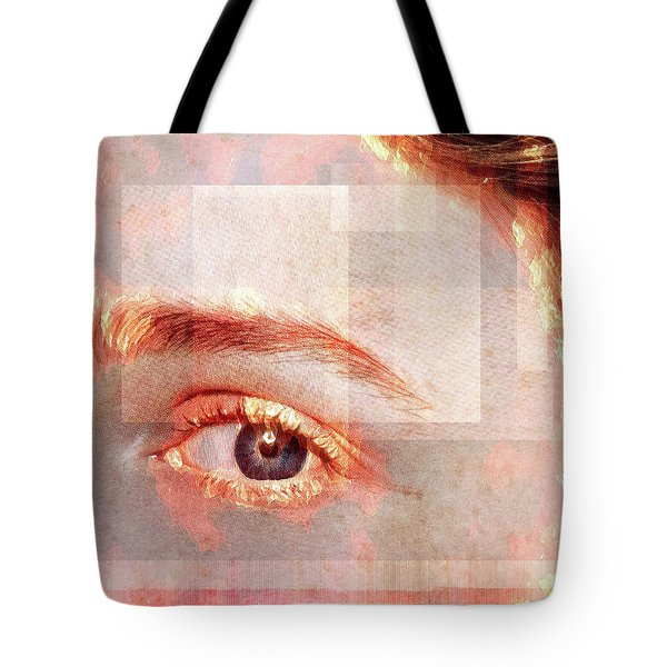 Tote Bag featuring the photograph Cellmate 0542 by Carol Leigh