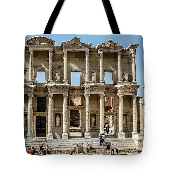 Celsus Library Tote Bag