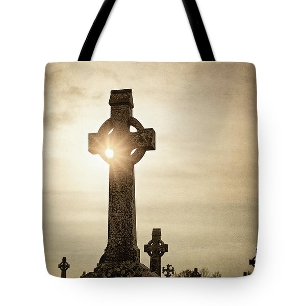 Celtic Realm Tote Bag