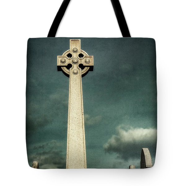Celtic Sanctuary Tote Bag