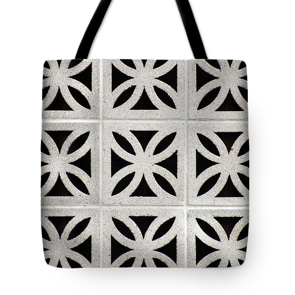 Cement Wall 1 Vertical Tote Bag