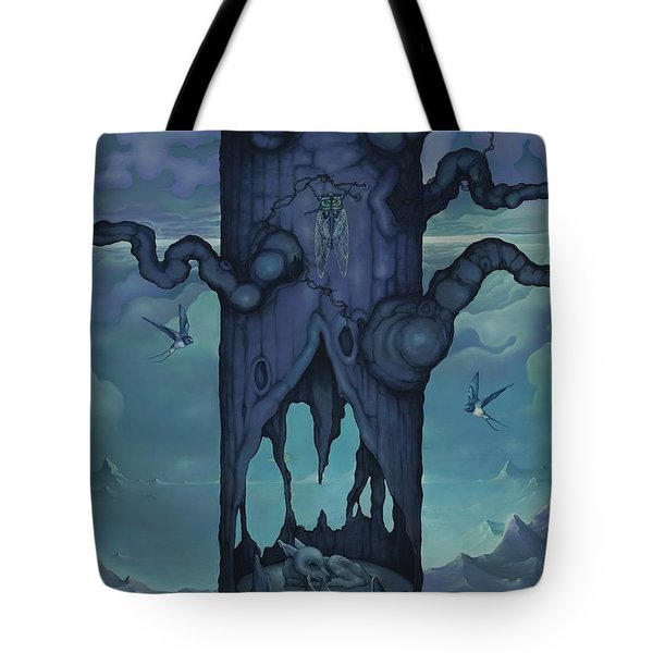 Cenotaph Tote Bag