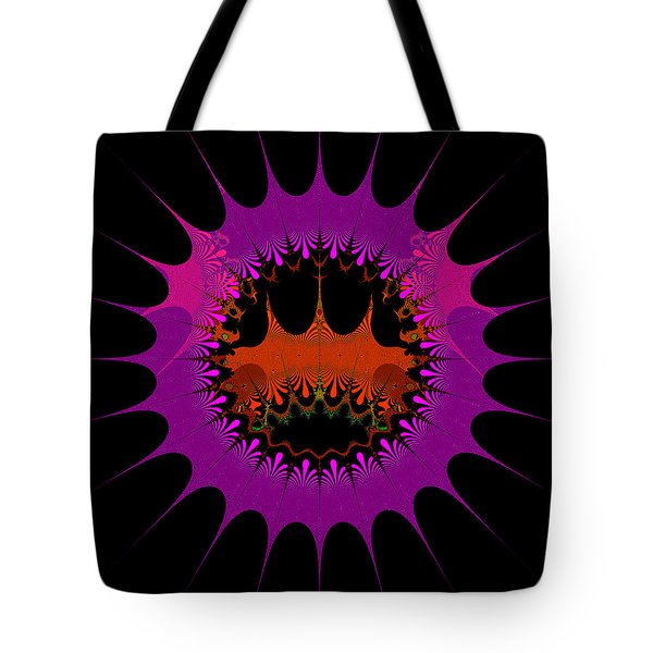 Tote Bag featuring the digital art Centalgins by Andrew Kotlinski