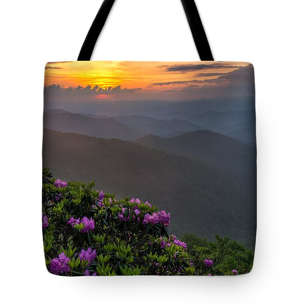 Center Of Attention  Tote Bag by Anthony Heflin