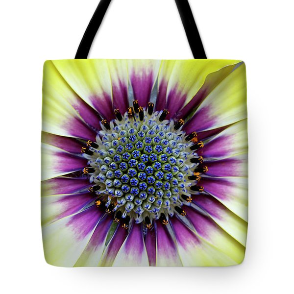 Center Of Attention Tote Bag by Darren Fisher