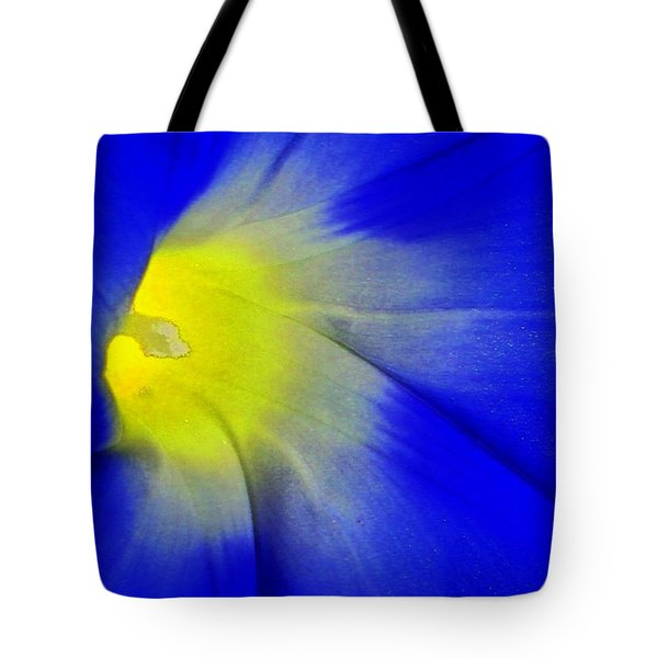 Tote Bag featuring the photograph Center Of Being by Lenore Senior