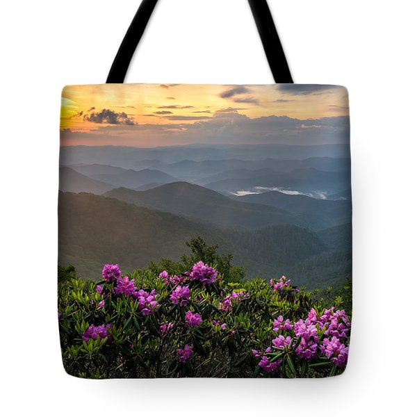 Center Stage Tote Bag by Anthony Heflin