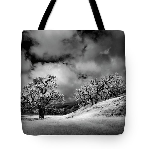 Tote Bag featuring the photograph Central California Ranch by Sean Foster