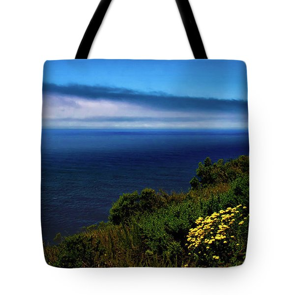 Central Coast Beach 3 Tote Bag
