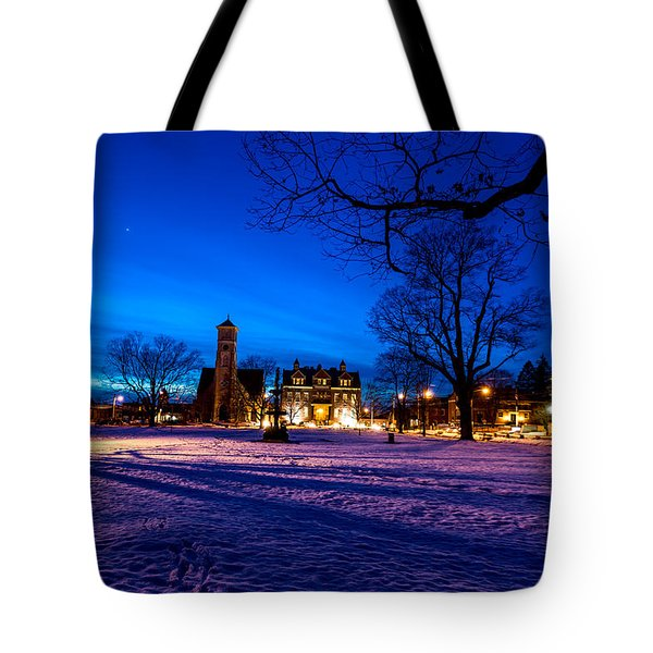 Central Parl Tote Bag
