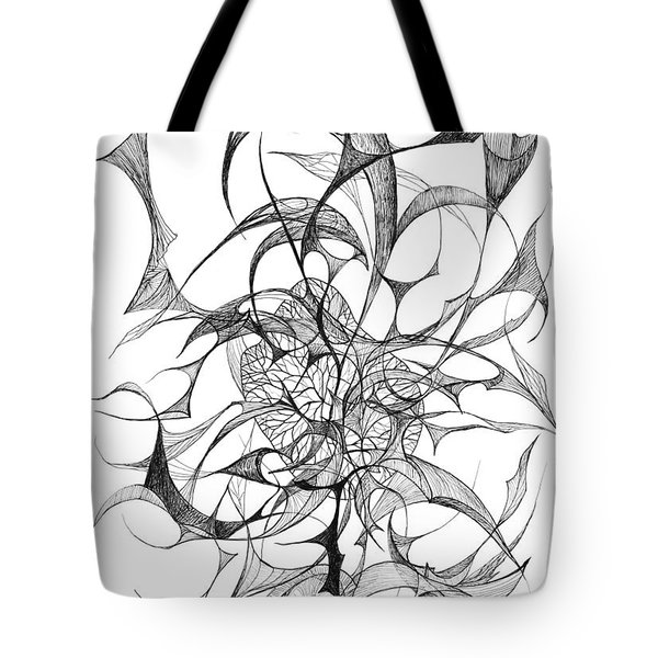 Centred Tote Bag by Charles Cater
