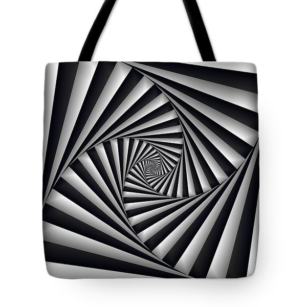 Centrolinear 2 Tote Bag