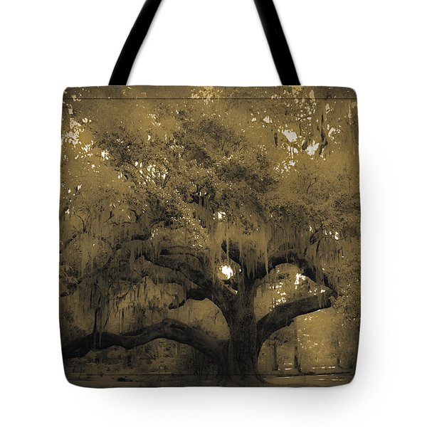 Centurion Oak Tote Bag by DigiArt Diaries by Vicky B Fuller